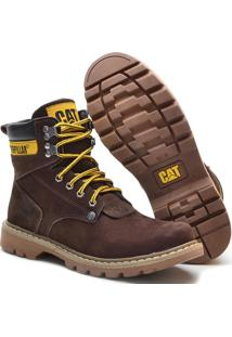 Bota Caterpillar Men´S Original Coturno Marrom - 13504