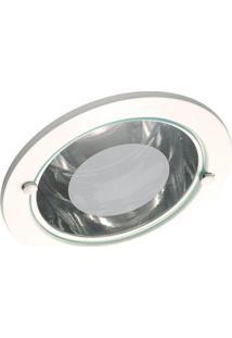 Luminária De Embutir Startec 16,8Cm X 17Cm Branco