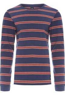 Blusa Masculina Moletom Dress Blue - Azul