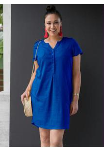 01e213063 Vestido Azul Bonprix feminino | Gostei e agora?
