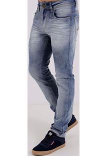 Calça Jeans Masculina Cook'S Azul