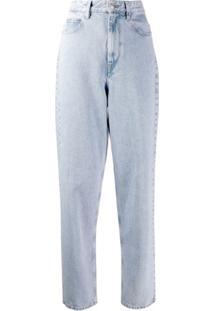 Isabel Marant Étoile Calça Jeans Corsy - Azul
