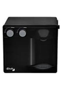 Purificador Agua Refrigerado Por Compressor Soft Fit New Black 127V