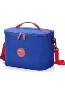 Bolsa Térmica Notecare Kids - Plus - Unissex-Azul