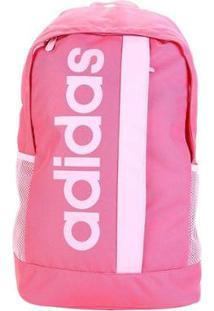 Mochila Adidas Linear Core - Unissex-Pink