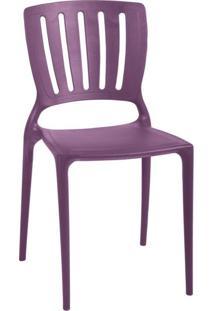 Cadeira Sofia L Lilás