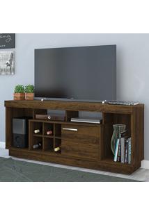 Rack Para Tv 1 Porta Lenon 390024 Savana - Madetec