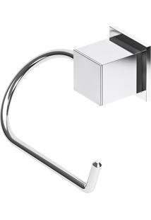 Porta Papel Higiênico Para Banheiro 101 C37 Cromado Meber