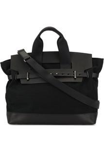 Cabas Bolsa Tote 1Day Tripper Mini - Black/Black