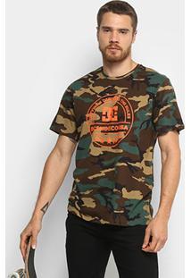 Camiseta Dc Shoes Especial Fullon Masculina - Masculino