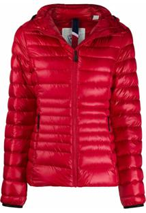 Rossignol Classic Light Quilted-Down Jacket - Vermelho