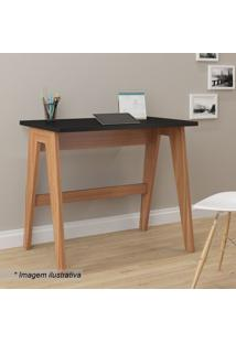 Escrivaninha- Hanover & Preta- 77,5X90X60Cm- Artartesano Moveis