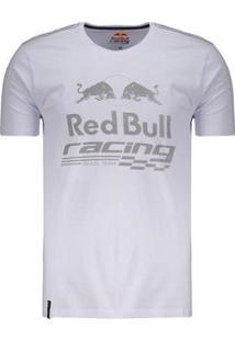 Camiseta Red Bull Racing Det Masculina - Masculino