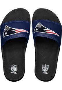 Chinelo Nfl New England Patriots Masculino - Masculino