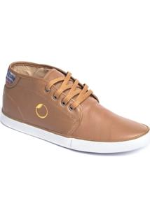 Sapatenis Blueberry Brasil Macao Caramelo - Masculino