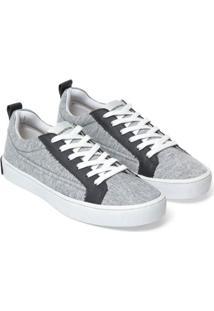 Tênis Ckj Fem Moletom Low Skate Sneaker - 37