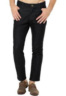 Calça Jeans Osmoze Skinny Low Masculina - Masculino-Marinho