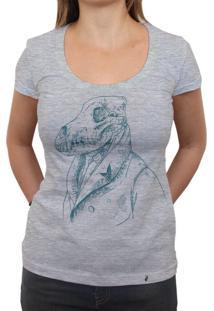 Animais - Camiseta Clássica Feminina