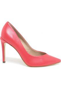 Sapato Dumond Scarpin Social - Feminino-Rosa