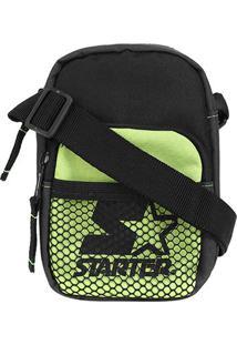 Bolsa Shoulder Bag Starter Neon - Masculino