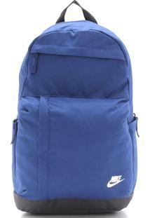 Mochila Nike Sportswear Elemental Azul
