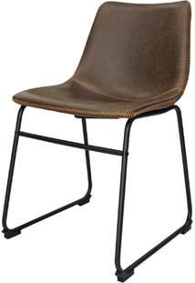 Cadeira Flora Marrom 81 Cm (Alt) - 47397 Sun House