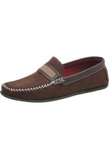 Mocassim Ousy Shoes Docksides Café