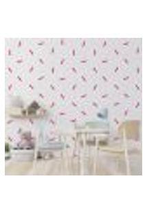 Adesivo Decorativo De Parede - Kit Com 100 Linhas - 010Kab10