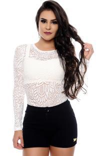 Body Nathalia Freitas Vic Renda Off White