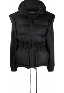 Isabel Marant Padded Jacket - Preto