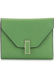 Valextra Carteira Iside - Verde