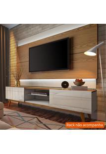 Painel Para Tv 60 Polegadas Classic I Freijã³ Com Off White
