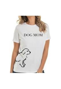 T-Shirt Dog Mom Namorados - Buddies