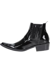Bota Country Cow Way Preto
