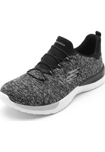 Tênis Skechers Dynamight Breakthrougi Cinza