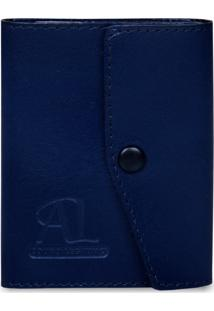 Carteira Artlux Mini Azul
