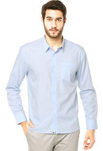 Camisa Fiveblu Azul