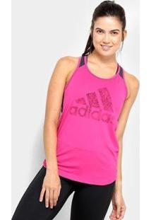 Regata Adidas Per Xbak Tk Rtg Feminina - Feminino-Rosa