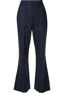 Acler Aslo Trousers - Azul