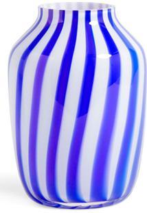 Hay Vaso Listrado - Azul