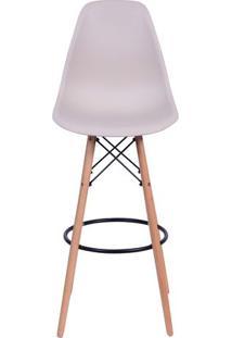 Banqueta Eames Dkr- Fendi- 106X56X56Cm- Or Desigor Design