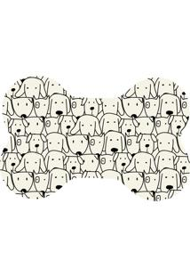 Tapete Love Decor Wevans Pet All Dogs Off White