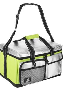 Bolsa Térmica Lunch Box Verde - Acte Sports - M - Unissex