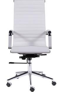 Cadeira Office Eames Esteirinha- Branca- 110X61X46,5Or Design