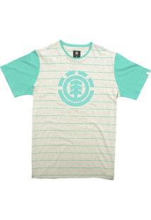 Camiseta Element Two Colors - Masculino