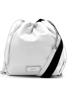 Bolsa Santa Lolla Monograma Branca