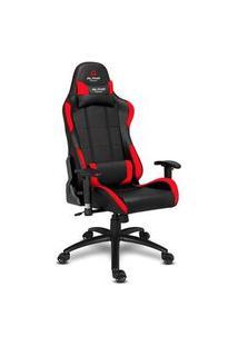 Cadeira Gamer Alpha Gamer Vega, Black Red