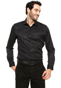 Camisa Victory Eagle Textura Preta