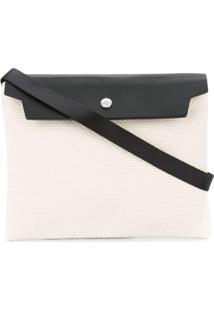 Cabas Bolsa Tiracolo - Branco