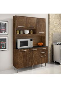 Cozinha Compacta Ágata 6 Pt 2 Gv Ypê
